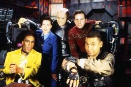 Red Dwarf - Theme Song